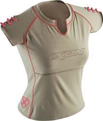 IXON LEGEND LADY T-Shirt sand/pink L