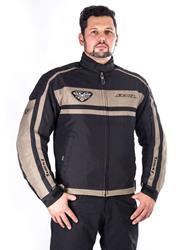IXON WINNER Textiljacke schwarz/braun XXL