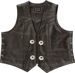 VIP GILET CHONCOS schwarz XL