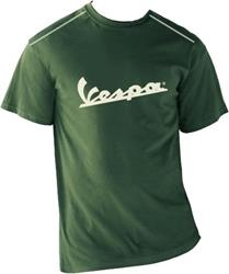 VESPA HERREN T-Shirt grün L