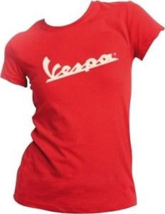 Bild von VESPA DAMEN T-Shirt rot XL