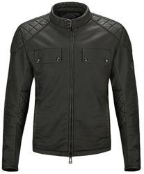 BELSTAFF XMAN RACING Textiljacke schwarz M