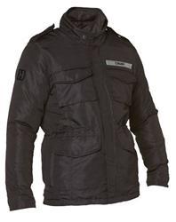 HEVIK NARVIK Textiljacke schwarz XL