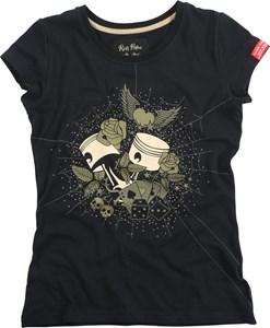 Bild von RUSTY PISTONS RUTH Damen T-Shirt braun S