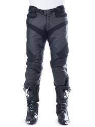 MACNA GUIDE Lederhose schwarz 60