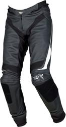 MACNA RAPID Lederhose schwarz kurz 60