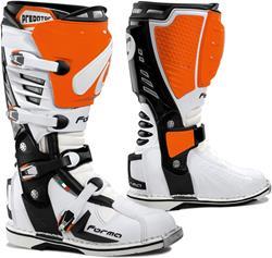 FORMA PREDATOR MX-Stiefel orange 43