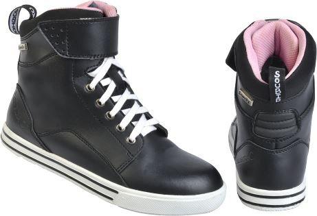 Soubirac Indy Lady Sneaker Schw./pink 37 A08lVr
