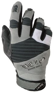 Bild von BELO FREESTYLE MX-Handschuh schwarz/grau M