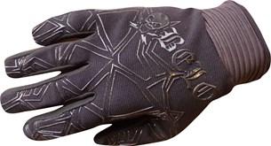 Bild von BELO SKULL MX Handschuh schwarz XL