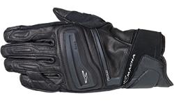 MACNA FLOW Leder-Handschuh schwarz XXL