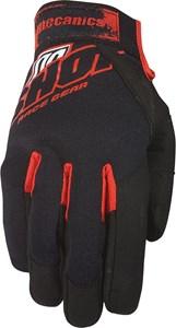 Bild von SHOT MECHANIC Handschuh schwarz/rot 08