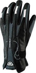 IXON RS GLOSS Damenhandschuh schwarz/grau M