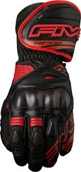 FIVE RFX2 Handschuhe schwarz/rot XS