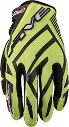 FIVE MXF PRORIDER S Handschuhe fluo gelb S