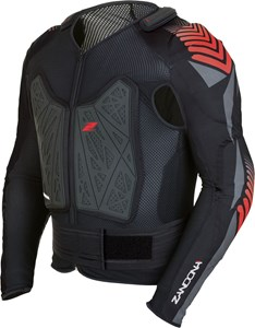Bild von ZANDONA SOFT ACTIVE X7 Protektorenhemd schwarz M