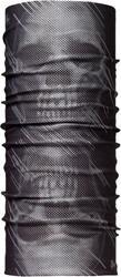BUFF CARBON Tube schwarz/totenkopf