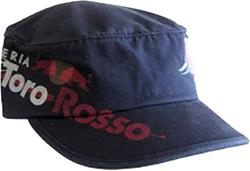 RED BULL RACE TORO CAP blau