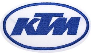 Bild von MM KTM Aufnäher 11 cm