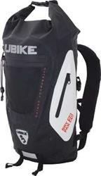 UBIKE EASYPACK Rucksack 20l schwarz/weiss