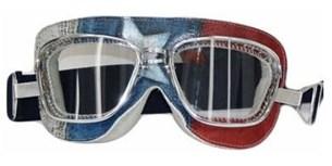 Bild von BARUFFALDI SUPERCOMP AMERIKA Brille weiss/blau/rot