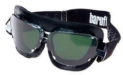 BARUFFALDI SUPERCOMP Brille schwarz, günes Glas
