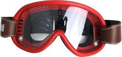 BARUFFALDI SPEED 4 rot Brille inkl. getönt/orange/grünes Glas