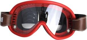 Bild von BARUFFALDI SPEED 4 rot Brille inkl. getönt/orange/grünes Glas
