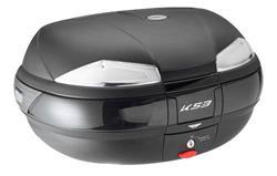 KAPPA TOP-CASE K53 L schwarz
