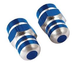 TUN´R VENTILKAPPE (Paar) Schraube blau