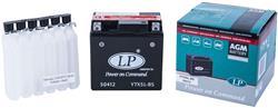 Landport Batterie YTX5L-BS