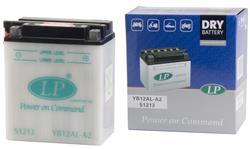 Landport Batterie m.Säurepack YB12AL-A2