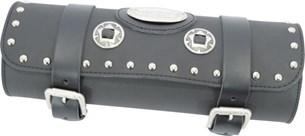 Bild von LONGRIDE TOOLROLLE CL 118 mit Nieten schwarz 10,5cm