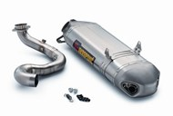 Akrapovic Evolution Line