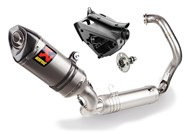 Akrapovic-Kit Racing Line
