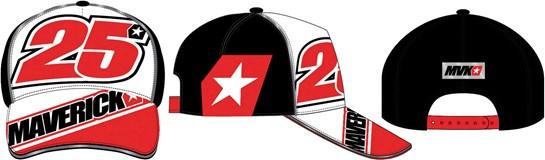 Maverick Vinales CAP