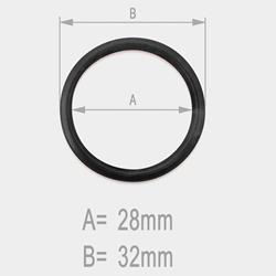 Auspuffdichtung O-Ring für AM6 Zylinder