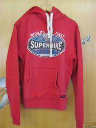 HONDA Original Vintage SUPERBIKE Sweater mit Kapuze