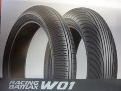 120/600 R 17 Bridgestone W01