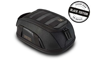 Bild von Legend Gear Tankrucksack LT1 - Black Edition. 3,0 l - 5,5 l. Magnet-Halterung. Wasserabweisend.