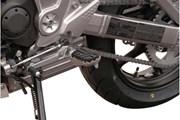 ION Fußrasten-Kit. Kawasaki Versys 650 / ZRX1200 / Z1000 / Z900RS.