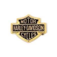 Bar & Shield Logo Medallion