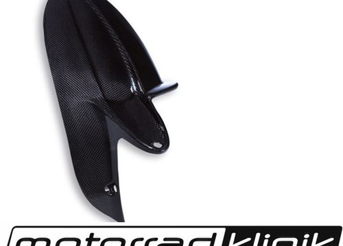 Ducati Monster 1100 1100S Kotflügel hinten Carbon Einarmschwinge Kohlefaser statt €249,90 nur €84