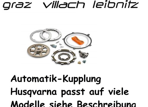 Automatikkupplung Husqvarna passt auf viele Modelle siehe Beschreibung statt €610 nur €305.-