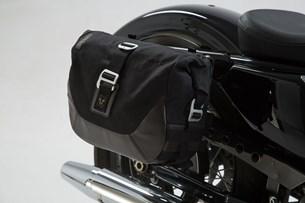 Bild von Legend Gear Seitentaschen-System LC. Harley Davidson Sportster Modelle (04-).