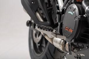 Bild von ION Fußrasten-Kit. KTM Modelle.