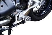 ION Fußrasten-Kit. KTM/Honda/Kawasaki/Morini/Guzzi/Suzuki/BMW.