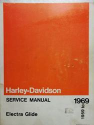 Electra Glide 1959-1969 Service Manual