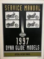 Dyna Glide 1997 Service Manual