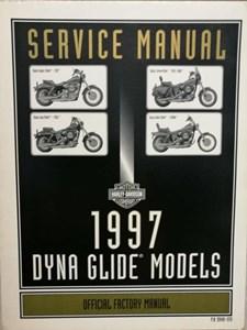 Bild von Dyna Glide 1997 Service Manual